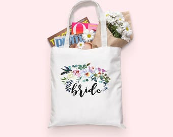 Bride Tote bag | Bride to Be | Bride Tote | Wedding Tote | Bride | Wedding Gift | Engagement Gift | Bridal Gift | Bridal Shower Gift | Love