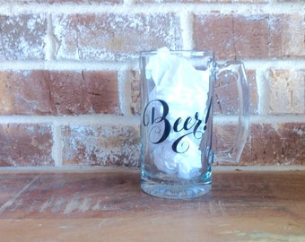 Beer Mug/Stein-Fathers Day-Gift-St Patrick's Day