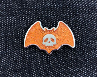 Bat Skull: Pin