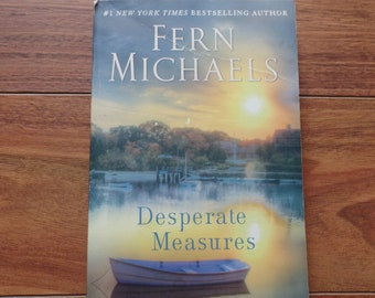 Paperback-Desperate Measures by Fern Michaels