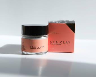 Sea Clay Mask