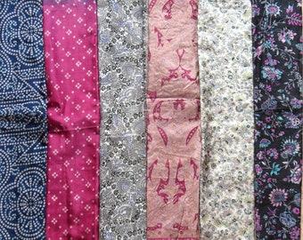 Sari Silk, Recycled Sari Silk, Sari Silk Ribbon, Fiber Art Supply, Quilt Fabric Bundle, Fabric Bundles, Silk Fabric, Boho Fabric, Home Decor