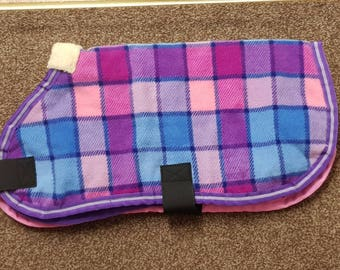 "New Extra Warm 18"" 46 cm Dog Coat"