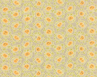Somerset scroll in fog by Fig Tree Quilts for moda fabrics