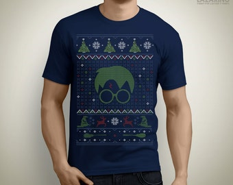 The Boy Who Gifted - Christmas T-Shirt / Ugly Sweater