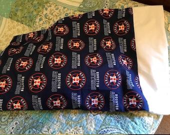 Houston Astros Pillow case