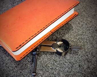 Leather Notebook Cover - Moleskine Notebook Cover