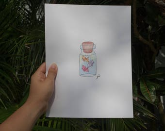 Jar of Wishes -Digital Copy