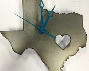 Deep in the Heart of Texas Clock