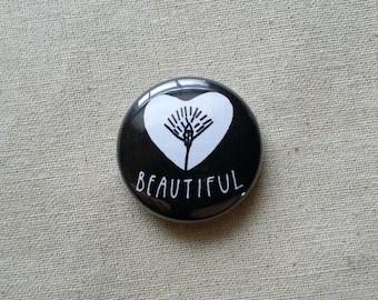 Beautiful Vulva Pin