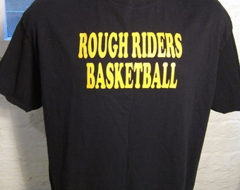 Size XL (47) ** Rough Riders Basketball Shirt (Single Sided) (Deadstock Unworn)