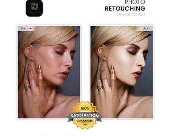 High-End Image Retouching Service, Professional Image Editing Service, Weddings, Boudoir, Portraits, Fashion, Editorial