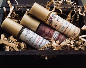 Perfume Oil gift set