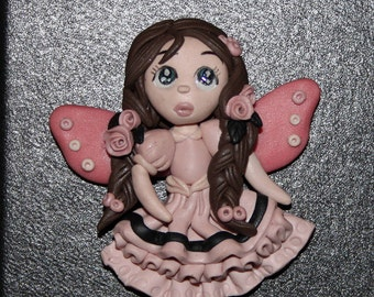The fairy that pout Magnet