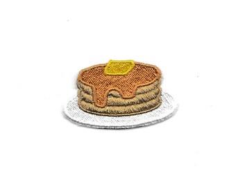 Pancake Stack, Patch! Custom Made!