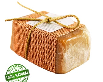 Oatmeal Soap • Jabón de Avena