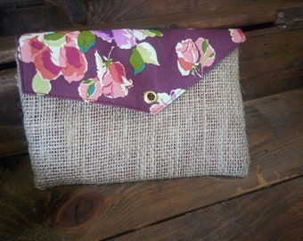 Pocket tissue and jute