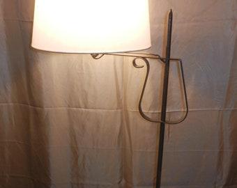Lamps,Floor Lamps, Uno attachment Shade,Bridge Lamp