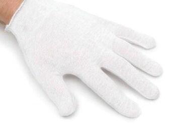 White Chocolate Handling Gloves