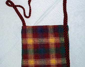 Traditional Romanian shoulder bag
