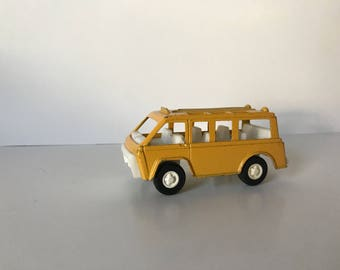 Vintage Tootsie Toy Cars  * Toy Cars *  Toy Trucks * Tootsie Toys * TootsieToys * Tootsie Toy Bus * Toy School Bus * Yellow School Bus