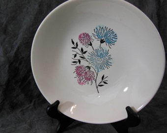 Serving Bowl - Stetson China Co - 1957 - Mid Century