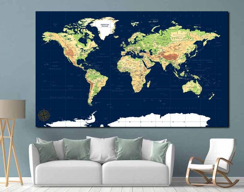 World map push pinpush pin map posterworld map posterworld map world map push pinpush pin map posterworld map posterworld map wall decal world map wall artworld map printcustomized push pin map map gumiabroncs Image collections