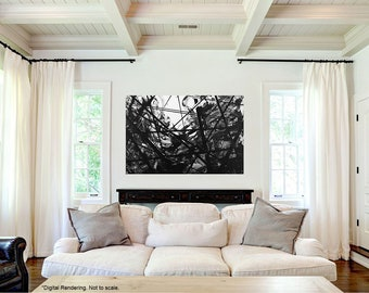 """Black and White Art 