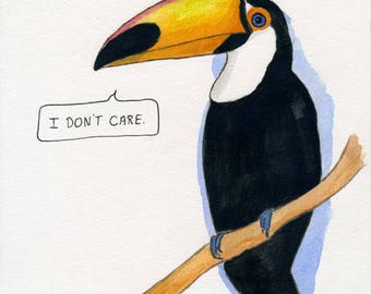 The Toco Toucan