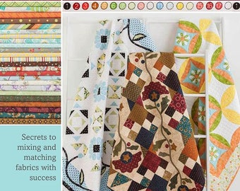 A Flair for Fabric: Creative Sewing Projects from the Designers at Henry Glass