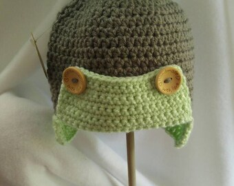 Trapper hat- toddler size