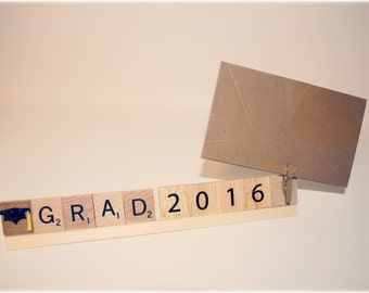 Graduation 2017 (Customize yr), Money Holder, Gift Card Holder, Card Holder, Graduation Frame, Graduation Photo, Party, College Graduation,