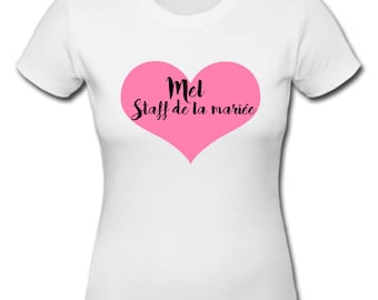 custom bachelorette party Bachelorette girl central heart t-shirt