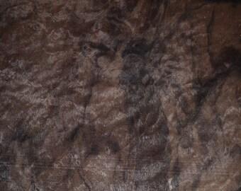 Walnut Burl Raw Wood Veneer Sheet 9 x 14 inches 1/42nd or .6mm thick                                c8706-43