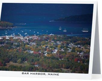 Maine Greeting Card