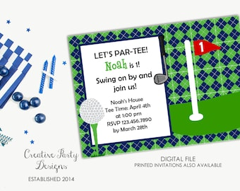 Golf birthday invitation birthday golf golf birthday party golf birthday invitation golf themed birthday party golf themed birthday invitation mini golf filmwisefo