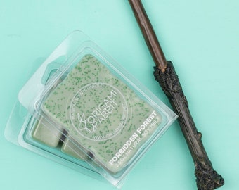 Harry Potter Inspired Soy Wax Melts // Forbidden Forest