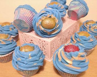 Lucky Kitty Soap Cupcake | Vegan | Cruelty Free | Palm Free