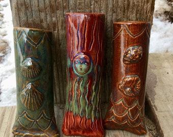 Bud Vase, Wall Pocket, Wall Planter