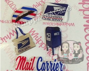 Mail Carrier set