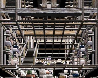Steam Punk Architecture 28