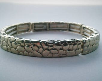 Golden Serpent Bracelet