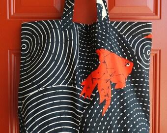 Koi Bag - Big Carryall Tote Bag