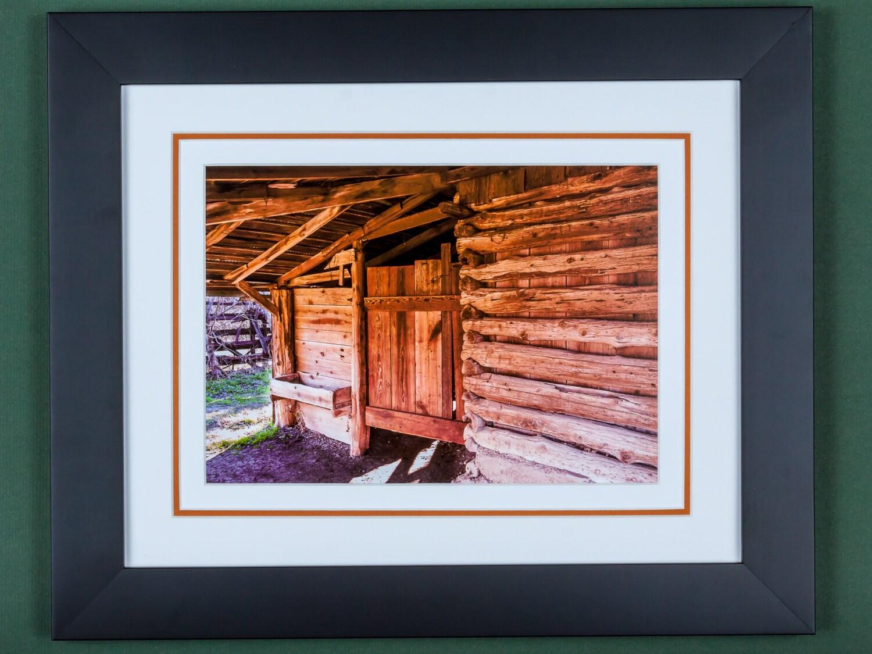 Rustic Barn -- Penn Farm -- Cedar Hill, Texas -- Frame-Ready ...