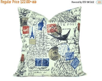15% Off Sale Decorative Pillow, Bird Pillow Vintage Decor Pillow Covers 24x24 Euro Pillow Covers Euro Pillow Shams 26x26 pillow cover Shabby
