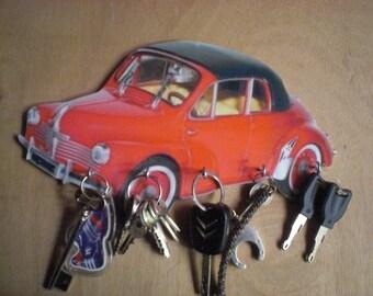 4cv labourdette hook key / 4cv labourdette key hook