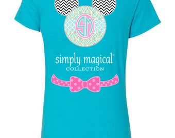 Simply Magical Collection Charlotte Tee by DisGear