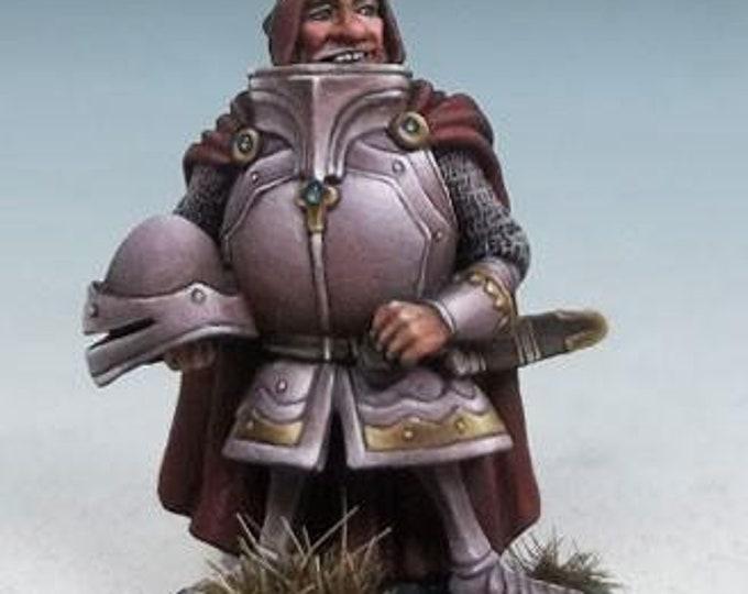 DiTerlizzi Masterworks: John Tallfellow, Halfling Warrior - 4607 - Dark Sword Miniatures