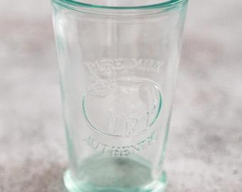 Glass MILK glass