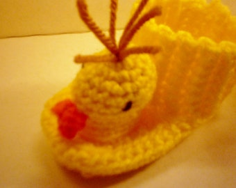 Duckie Slippers for Children